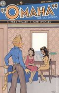 Omaha the Cat Dancer (1986 Kitchen Sink/Fantagraphics) 9REP