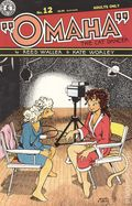 Omaha the Cat Dancer (1986 Kitchen Sink/Fantagraphics) 12REP