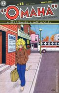 Omaha the Cat Dancer (1986 Kitchen Sink/Fantagraphics) 13REP