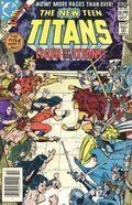 New Teen Titans (1980) (Tales of ...) Mark Jewelers 12MJ