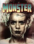 Monster Art of Basil Gogos HC (2019 FantaCo) 1-1ST