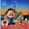 Ordinary People Change World: I Am Walt Disney HC (2019 Dial Books) By Brad Meltzer 1-1ST