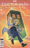 Doctor Who the Thirteenth Doctor (2018 Titan) 12A