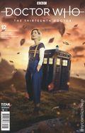 Doctor Who the Thirteenth Doctor (2018 Titan) 12B