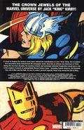 Marvel Visionaries Jack Kirby TPB (2019 Marvel) 1-1ST