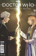 Doctor Who the Thirteenth Doctor (2018 Titan) 12C
