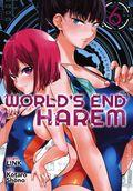 World's End Harem GN (2018- A Ghost Ship Digest) 6-1ST