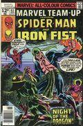 Marvel Team-Up (1972 1st Series) UK Edition 63UK