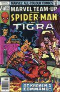 Marvel Team-Up (1972 1st Series) UK Edition 67UK