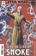 Star Wars Age of Resistance Supreme Leader Snoke (2019 Marvel) 1B