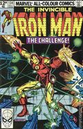 Iron Man (1968 1st Series) UK Edition 134UK