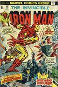 Iron Man (1968 1st Series) UK Edition 65UK