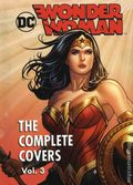 DC Wonder Woman: The Complete Covers HC (2018 Insight Editions) 3-1ST