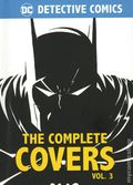 DC Detective Comics: The Complete Covers HC (2018 Insight Editions) 3-1ST