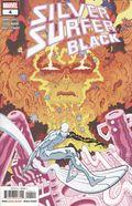 Silver Surfer Black (2019 Marvel) 4A
