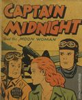 Captain Midnight and the Moon Woman (1943 Whitman BLB) 1452