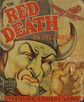 Red Death on the Range (1940 Whitman BLB) 1449