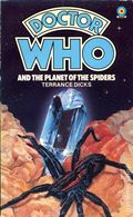 Doctor Who PB (1973-1994 Target Novel Series) 48-REP
