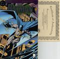 Batman (1940) 500DF.SIGNED.A