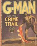 G-Man on the Crime Trail (1936 Whitman BLB) 1118