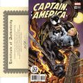 Captain America (2017 8th Series) 700G.DF.SIGNED