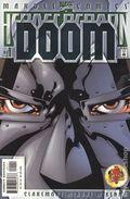 Heroes Reborn Doom (2000) 1