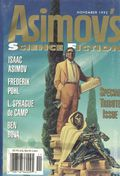 Asimov's Science Fiction (1977-2019 Dell Magazines) Vol. 16 #12/13