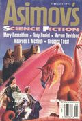 Asimov's Science Fiction (1977-2019 Dell Magazines) Vol. 17 #2