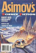 Asimov's Science Fiction (1977-2019 Dell Magazines) Vol. 19 #1