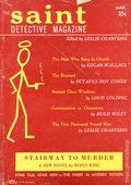 Saint Detective Magazine (1953-1967 King-Size) Pulp Vol. 7 #3