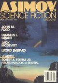 Asimov's Science Fiction (1977-2019 Dell Magazines) Vol. 8 #9