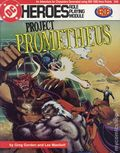 DC Heroes Role Playing Game Module Project Prometheus (1985 Mayfair) 1