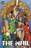 Justice League The Nail (1998) 1DF.SIGNED
