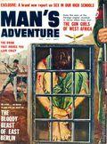 Man's Adventure (1957-1971 Stanley) Vol. 2 #12