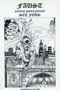 Faust Cover Portfolio (1994 Rebel Studios) SET 04