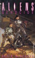 Aliens Genocide PB (1993 A Bantam Novel) 1-REP