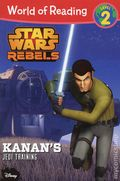 Star Wars Rebels Kanan's Jedi Training SC (2015 Disney Press) 1-REP