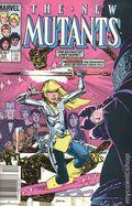 New Mutants (1983 1st Series) Mark Jewelers 34MJ