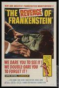 Revenge of Frankenstein SC (2012 BearManor Media) 1-1ST
