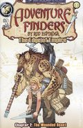 Adventure Finders The Edge of Empire (2019 Action Lab) Volume 2 2