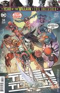 Teen Titans (2016 6th Series) 34A