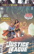 Justice League (2018 DC) 32A