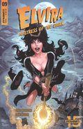 Elvira Mistress of the Dark (2018 Dynamite) 9C