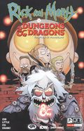 Rick and Morty vs. Dungeons and Dragons II Painscape (2019 Oni Press) 1A