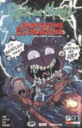 Rick and Morty vs. Dungeons and Dragons II Painscape (2019 Oni Press) 1B