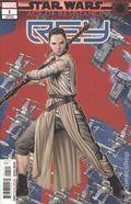 Star Wars Age of Resistance Rey (2019 Marvel) 1B