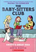 Baby-Sitters Club GN (2015- Scholastic) Full Color Edition 1-REP