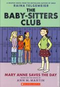 Baby-Sitters Club GN (2015- Scholastic) Full Color Edition 3-REP