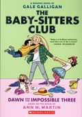 Baby-Sitters Club GN (2015- Scholastic) Full Color Edition 5-REP