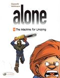 Alone GN (2014- Cinebook) 10-1ST